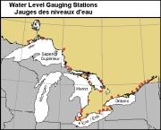 As Part Of Fisheries And Oceans Canada Provides Timely Information And Updates To Current Water Levels Activity For The Great Lakes